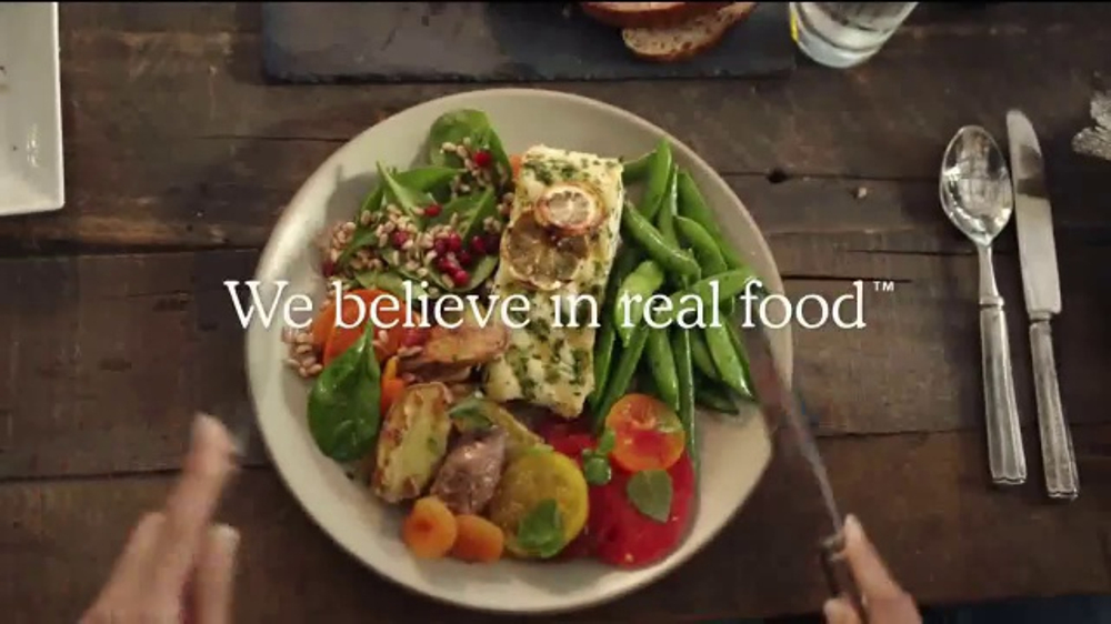 Whole Foods Market Tv Commercial We Believe In Real Food