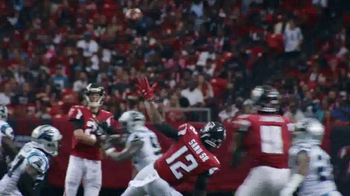NFL TV Spot, 'Playoffs: Falcons Pick Up 4 Yards' Song by Kendrick Lamar - Thumbnail 5