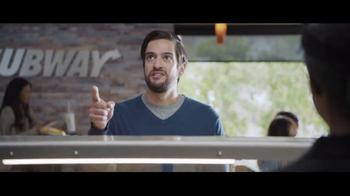 Subway Steak & Cheese Footlong TV Spot, 'Now Just Six Dollars' - Thumbnail 2