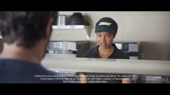 Subway Steak & Cheese Footlong TV Spot, 'Now Just Six Dollars' - Thumbnail 7