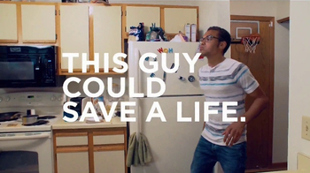 Be The Match TV Spot, 'Be the Guy' - Thumbnail 3