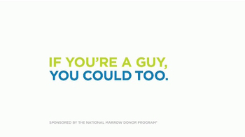 Be The Match TV Spot, 'Be the Guy' - Thumbnail 6