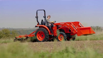 Kubota L Series TV Spot, 'The Best Version of Me' - Thumbnail 5