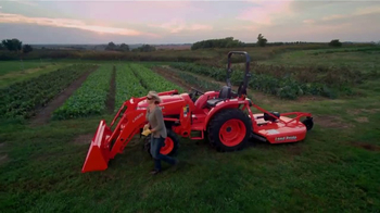 Kubota L Series TV Spot, 'The Best Version of Me' - Thumbnail 7