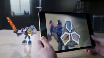LEGO NEXO Knights Battle Suits TV Spot, 'The Power to Combine' - Thumbnail 5