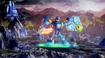 LEGO NEXO Knights Battle Suits TV Spot, 'The Power to Combine' - Thumbnail 8