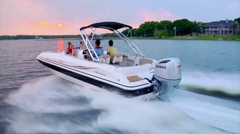 Honda Marine Outboard Motor TV Spot, 'Spend More Time on the Water'