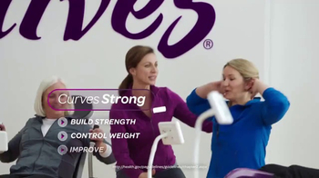 Curves TV Spot, 'Curves Strong'