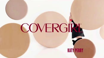 CoverGirl Outlast All-Day TV Spot, 'Disappearing Act' Featuring Katy Perry - Thumbnail 1