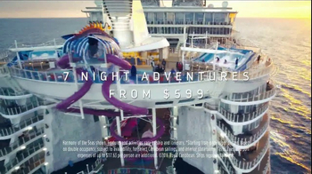 Royal Caribbean Cruise Lines TV Spot, 'Offbeat' Song by GRiZ & Big Gigantic - Thumbnail 10