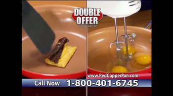 Red Copper Pan TV Spot, 'Anti-Scratch Technology' Featuring Cathy Mitchell - Thumbnail 8