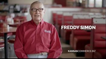 Kansas Department of Commerce TV Spot, 'Come Home: Freddy's' - Thumbnail 3
