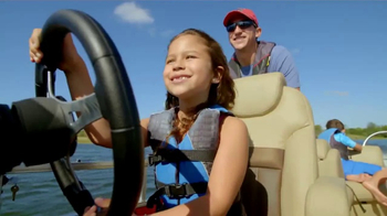 Mercury Marine 150 HP Fourstroke TV Spot, 'Less Civilized Kids' - Thumbnail 2