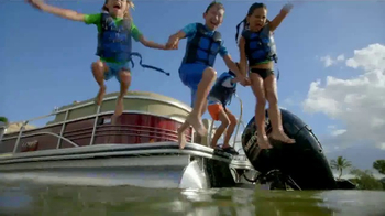 Mercury Marine 150 HP Fourstroke TV Spot, 'Less Civilized Kids' - Thumbnail 5