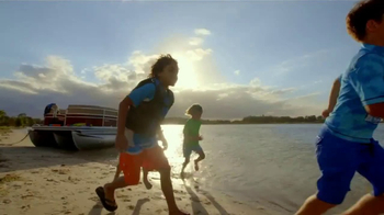 Mercury Marine 150 HP Fourstroke TV Spot, 'Less Civilized Kids' - Thumbnail 7