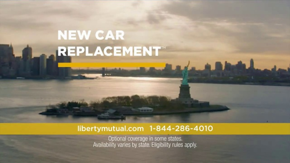 Progressive Accident Forgiveness >> Liberty Mutual TV Commercial, 'New Car Replacement' - iSpot.tv