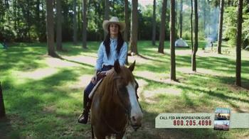 Louisiana Office of Tourism TV Spot, 'Camping Fall 2016' - Thumbnail 1