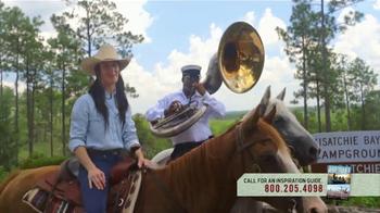 Louisiana Office of Tourism TV Spot, 'Camping Fall 2016' - Thumbnail 10