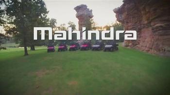 Mahindra New Year's Resolution Sale TV Spot, 'UTV' - Thumbnail 1