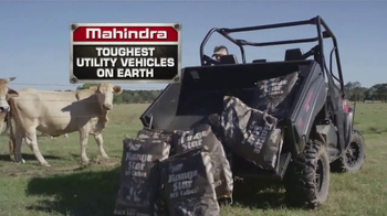 Mahindra New Year's Resolution Sale TV Spot, 'UTV' - Thumbnail 9