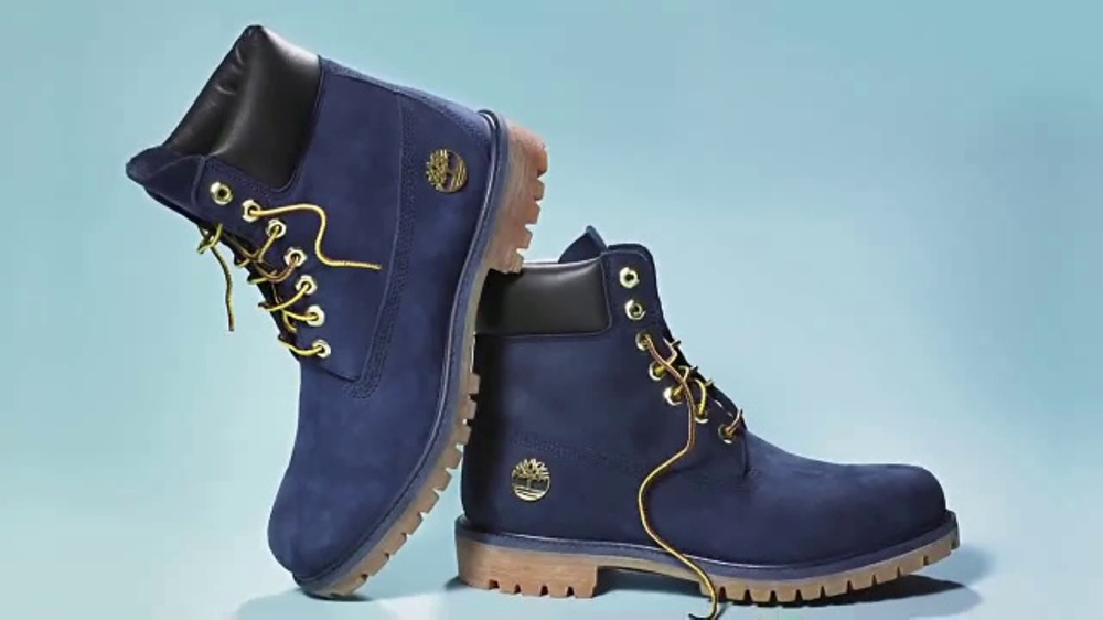 8bf097a0 12 Days of Macy's TV Commercial, 'BET: Men's Timberland Boots' - iSpot.tv