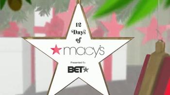 12 Days of Macy's TV Spot, 'BET: Men's Timberland Boots' - Thumbnail 2