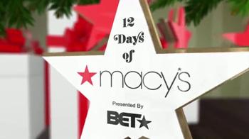 12 Days of Macy's TV Spot, 'BET: Men's Timberland Boots' - Thumbnail 3