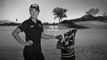 Parsons Xtreme Golf TV Spot, 'Stamped' Featuring Lydia Ko