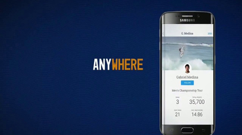 World Surf League App TV Spot, 'Connect Anywhere, Anytime' - Thumbnail 7