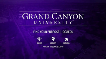 Grand Canyon University TV Spot, 'Taylor Testimonial' - Thumbnail 10