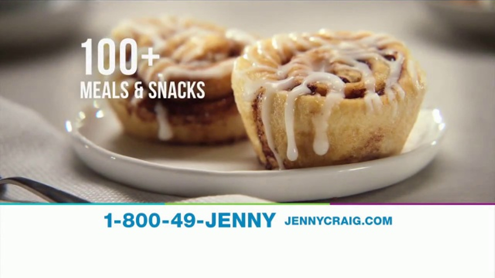 Jenny Craig TV Commercial, 'Personal Consultants'
