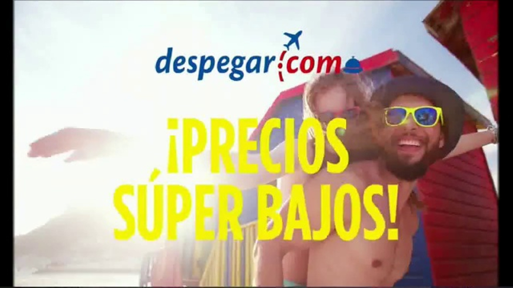 Despegar.com Cyber Monday TV Commercial, 'Mejores ofertas'
