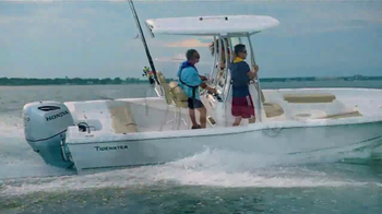 Honda Marine TV Spot, 'Reliable, Quiet and Hardworking' - Thumbnail 4