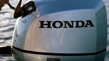 Honda Marine TV Spot, 'Reliable, Quiet and Hardworking' - Thumbnail 6