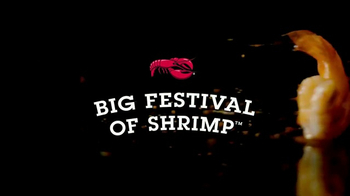 Red Lobster Big Festival of Shrimp TV Spot, 'Thinking About It' - Thumbnail 3
