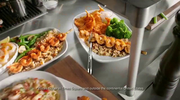 Red Lobster Big Festival of Shrimp TV Spot, 'Thinking About It' - Thumbnail 4