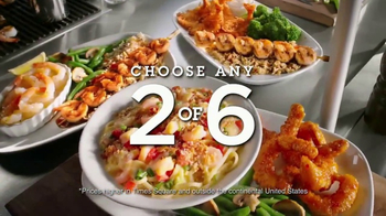 Red Lobster Big Festival of Shrimp TV Spot, 'Thinking About It' - Thumbnail 5