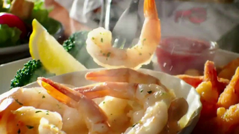 Red Lobster Big Festival of Shrimp TV Spot, 'Thinking About It' - Thumbnail 9