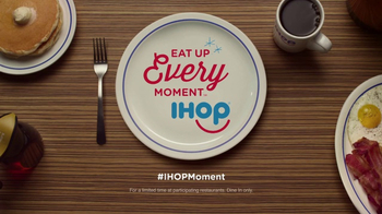 IHOP All You Can Eat Pancakes TV Spot, 'Stretchy Pants' - Thumbnail 9