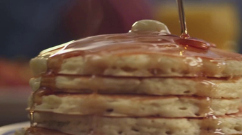 IHOP All You Can Eat Pancakes TV Spot, 'Stretchy Pants' - Thumbnail 5