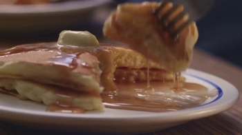 IHOP All You Can Eat Pancakes TV Spot, 'Stretchy Pants' - Thumbnail 7