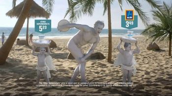 ALDI TV Spot, 'Greek Yogurt'