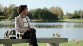 Voya Financial TV Spot, 'Park Bench'