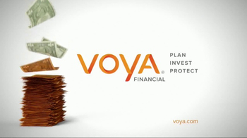 Voya Financial TV Spot, 'Park Bench' - Thumbnail 7