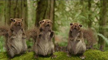 Clif Nut Butter Filled TV Spot, 'Squirrels'