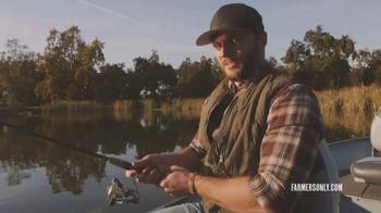 FarmersOnly.com TV Spot, 'The Fishing Date' - Thumbnail 3