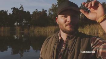 FarmersOnly.com TV Spot, 'The Fishing Date' - Thumbnail 8