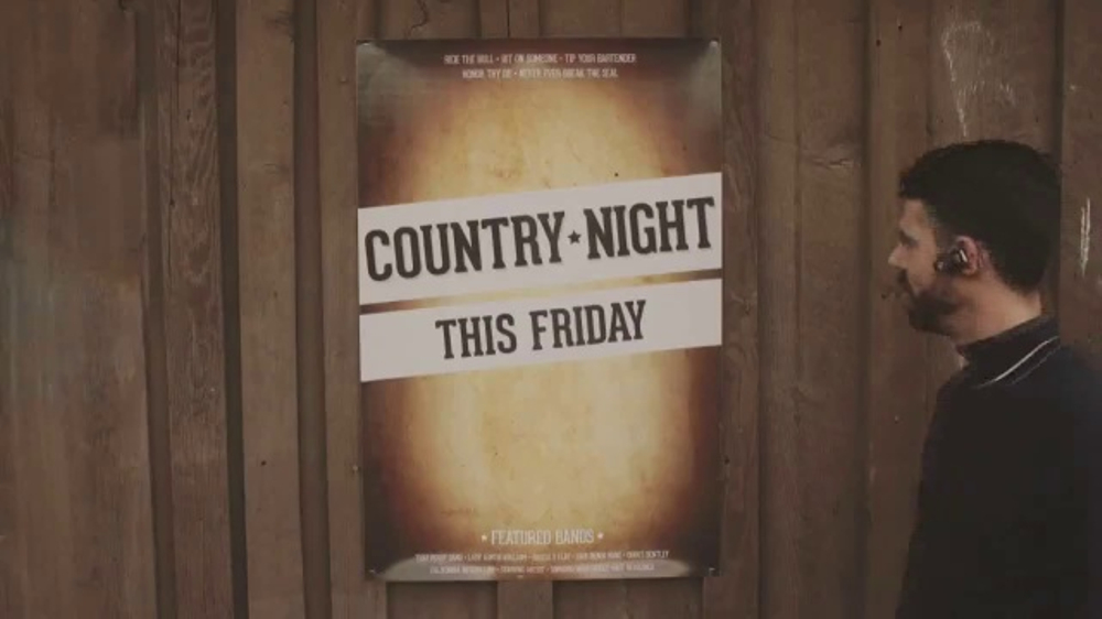 FarmersOnly.com TV Commercial, 'Country Night at the Bar'