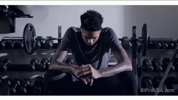 BiPro TV Spot, 'Getting Stronger' Featuring Brandon Ingram