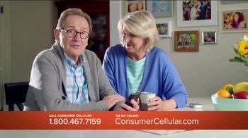 Consumer Cellular TV Spot, 'Budget: Family: Plans $10+ a Month'